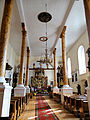130413 Interior of Saint John the Baptist church in Cegłów - 01.jpg