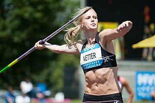 Anouk Vetter Dutch athlete