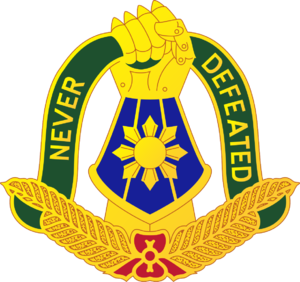 149th Maneuver Enhancement Brigade - Image: 149 MEB DUI