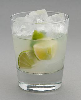 Caipirinha Brazils national cocktail
