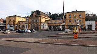 Neustadt (Weinstraße) Hauptbahnhof