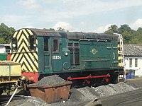 15224 at Spa Valley Railway, Tunbridge Wells West depot.jpg