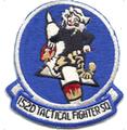 152d Tactical Fighter Squadron - Emblem.png