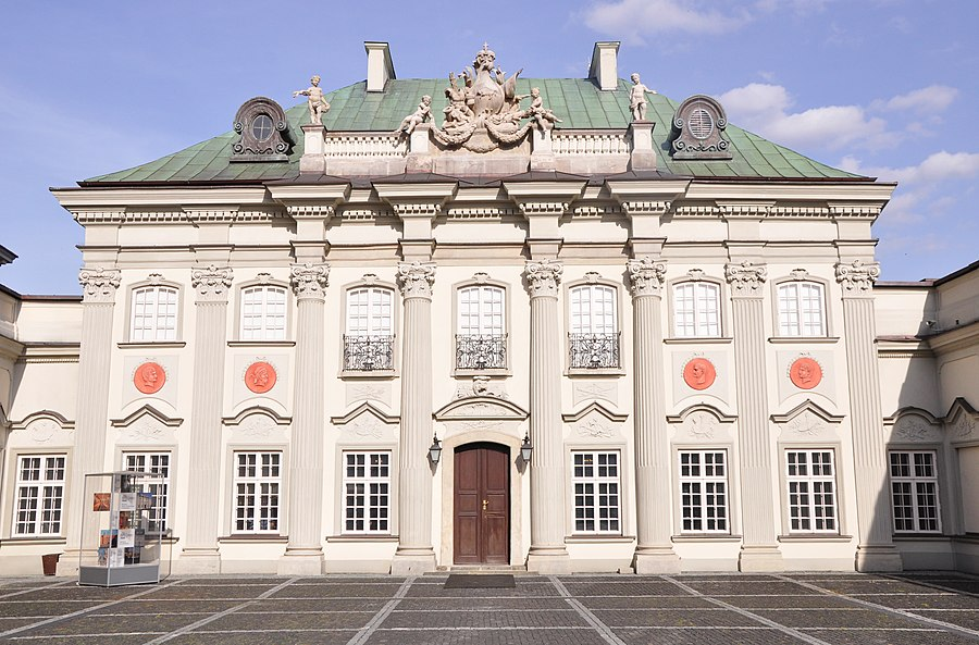 Royal Castle Library, Warsaw