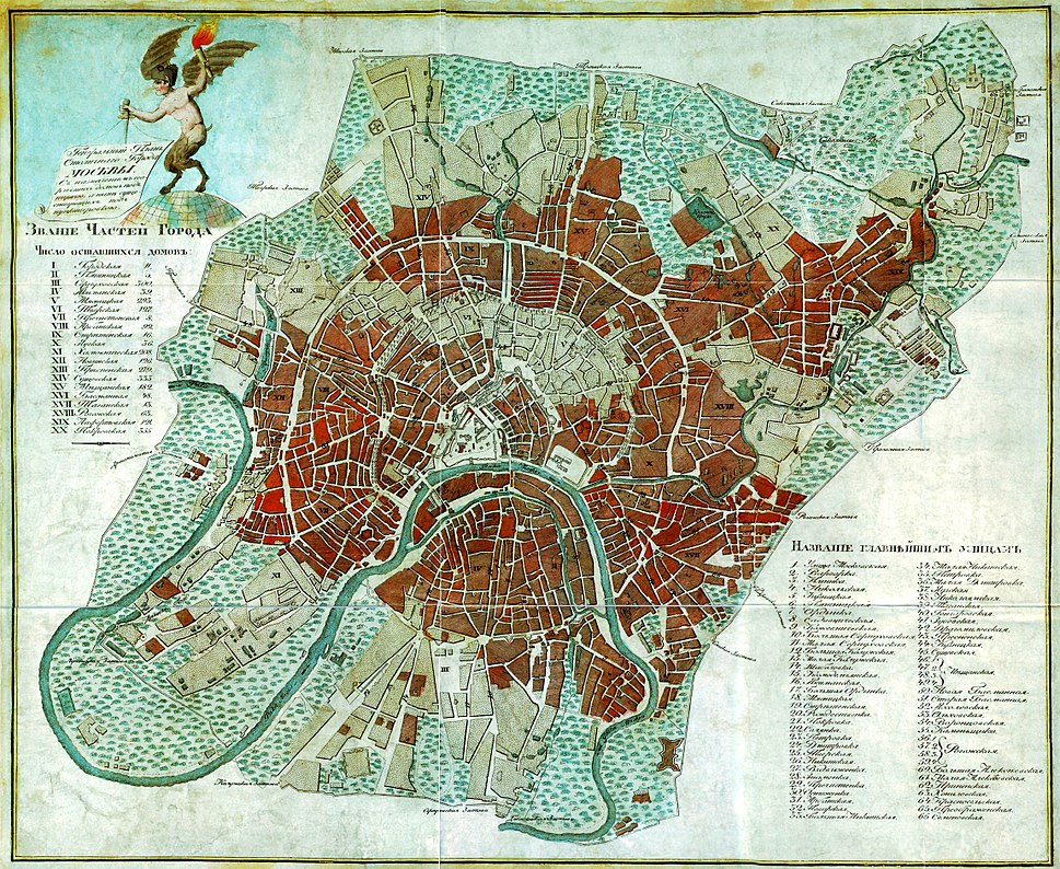 1813 moscow-pozar