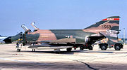 182d Tactical Fighter Squadron - McDonnell F-4C-19-MC Phantom 63-7569