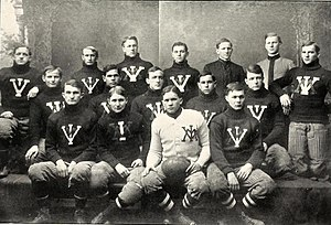 1904 VMI Keydets football team - Image: 1904 VMI Keydets football team