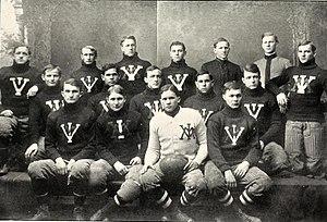 1904 VMI Keydets football team - Image: 1904 VMI Keydets football team