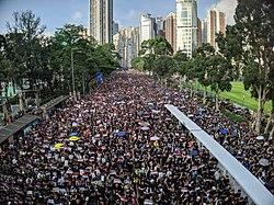 2019 Hong Kong extradition bill - Wikipedia