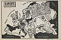 1914 satirical map of Europe in French.jpg