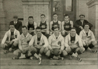 1915–16 North Carolina Tar Heels mens basketball team
