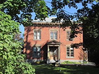 James L. Dix House
