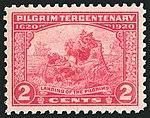 1920USstamp2centPilgrimTercentenaryLanding.jpg