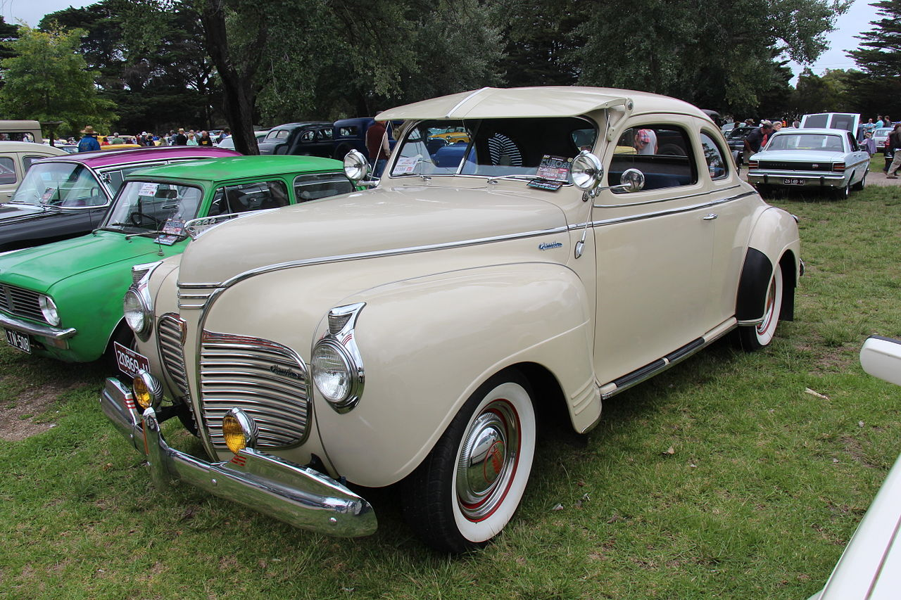 File 1941 plymouth special deluxe coupe 16316322165 jpg for 1941 plymouth 4 door sedan
