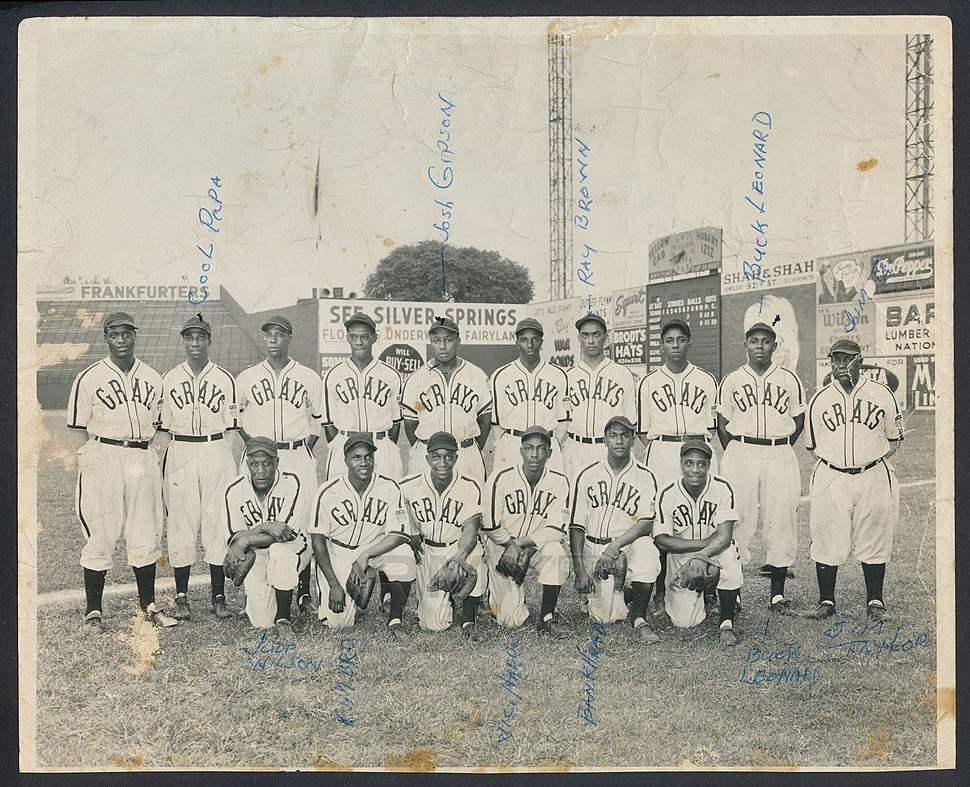 1943 Homestead Grays