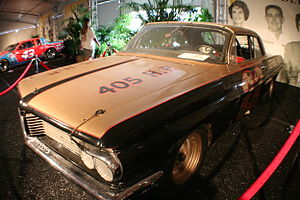 Fireball Roberts - Roberts' 1962 Daytona 500 winning car