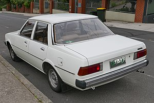 Mazda Capella - Sedan (pre-facelift)