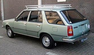 Renault 18 - 1980 Renault 18 TL Break