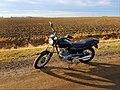1991 Honda Nighthawk 250 (30887998956).jpg
