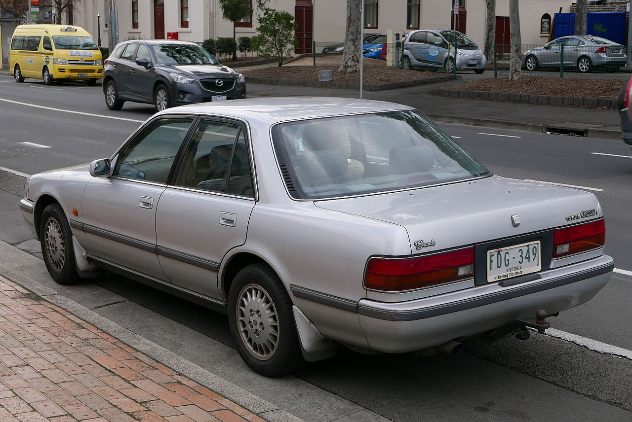 toyota mark ii grande user manual pdf