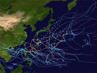 1996 Pacific typhoon season typhoon season in the Pacific Ocean