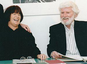 Heinz Gerstinger - Heinz Gerstinger and his wife Erika Santner