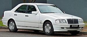 Mercedes-Benz C-Class (W202) - Mercedes-Benz C 200 (Australia, facelift)