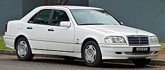 Mercedes-Benz C-Class (W202) - Mercedes-Benz C 200 (Australia, facelift)