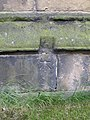 1 GL Bench mark on St Giles tower - geograph.org.uk - 1464581.jpg