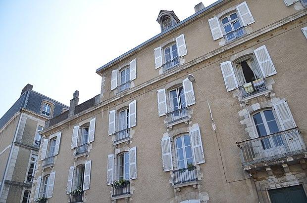 Monument historique à Bayonne