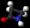 2-azetidinone-3D-balls.png