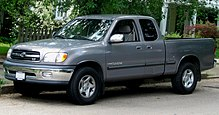Charming 2000 2002 Toyota Tundra Access Cab SR5