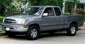 Toyota Tundra - 2000-2002 Toyota Tundra Access cab SR5