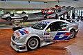 2001 AMG Mercedes CLK-Klasse DTM (C208), Sindelfingen, 2007 (01).JPG