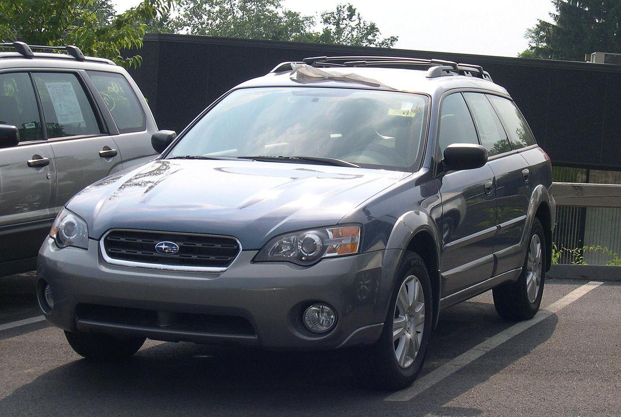 Subaru Outback Wiki >> File:2005 Subaru Outback.jpg - Wikipedia