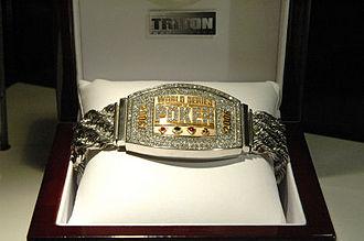 2006 World Series of Poker - The 2006 WSOP Championship bracelet