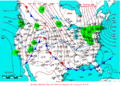 2007-02-23 Surface Weather Map NOAA.png