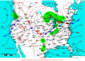 2007-05-27 Surface Weather Map NOAA.png
