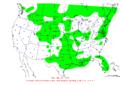 2007-05-29 24-hr Precipitation Map NOAA.png