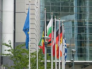 Belgium, Bruxelles - Brussel, European Parliam...