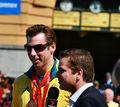 2008 Australian Olympic team Grant Hackett 3 - Sarah Ewart.jpg