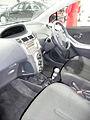 2008 Toyota Yaris (NCP91R) YRX 3-door hatchback 11.jpg