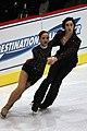 2009 JGP Lake Placid ice-dance Hurtado-Diaz03.jpg