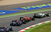 2009 Spanish GP first corner.jpg