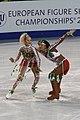 2010 European Championships Dance - Oksana DOMNINA - Maxim SHABALIN - 3339a.jpg