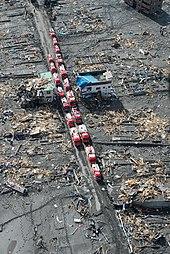 2011 Tōhoku earthquake and tsunami - Wikipedia