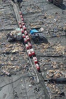 Aftermath of the 2011 Tōhoku earthquake and tsunami ...