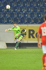 Fotostrecke: U-21-EM-Qualifikation Österreich gegen Bosnien-Herzegowina endet mit Sieg des Gastgebers