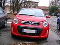 2014 Citroën C1 - Front.jpg