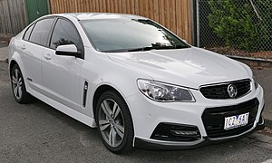 Holden Commodore (VF) - Holden Commodore SS sedan